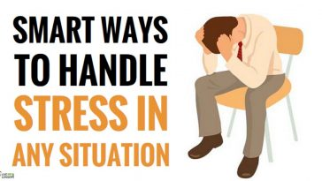 smart ways to handle stress