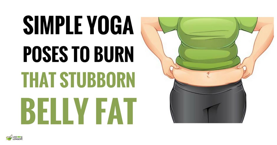 Yoga Poses To Burn Belly Fat