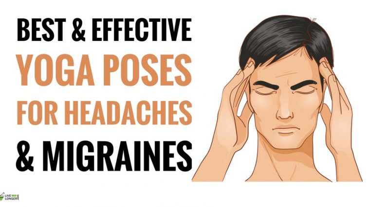yoga positions for headaches