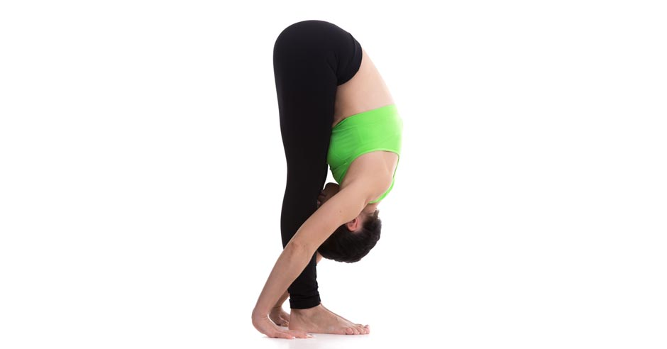 easy yoga poses for headaches