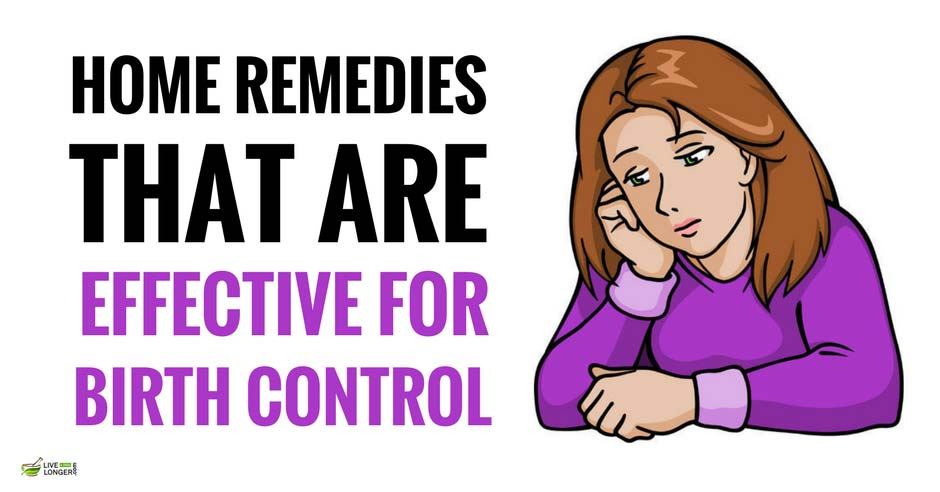 best remedies for birth control