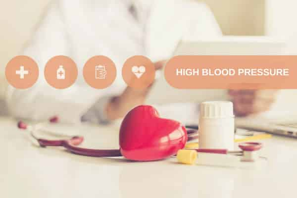signs that you have high blood pressure