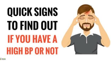 how can you tell if you have high blood pressure