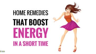 Boost energy levels