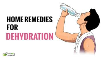 Remedies For Dehydration