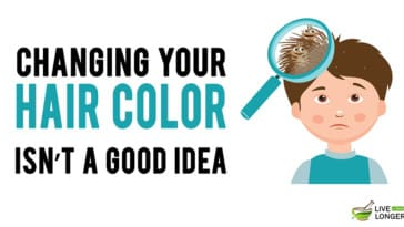 change your Hair Color