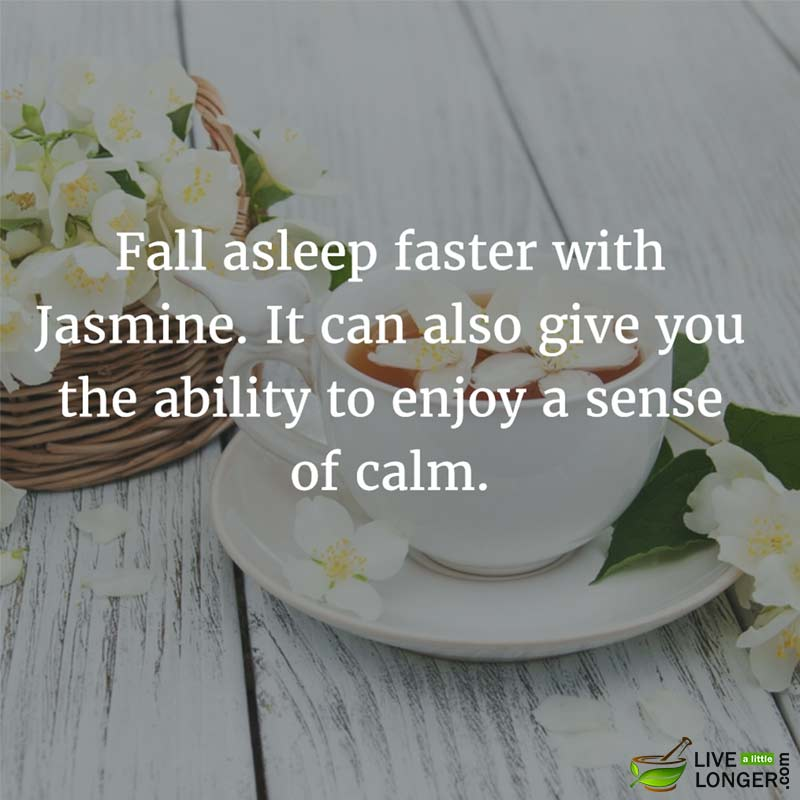 Jasmine the mood booster