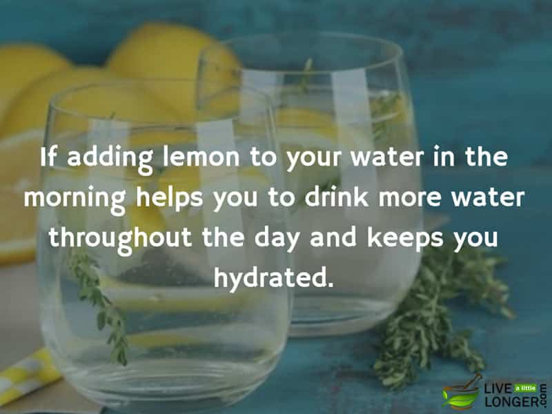 Lemon Water benefits-3