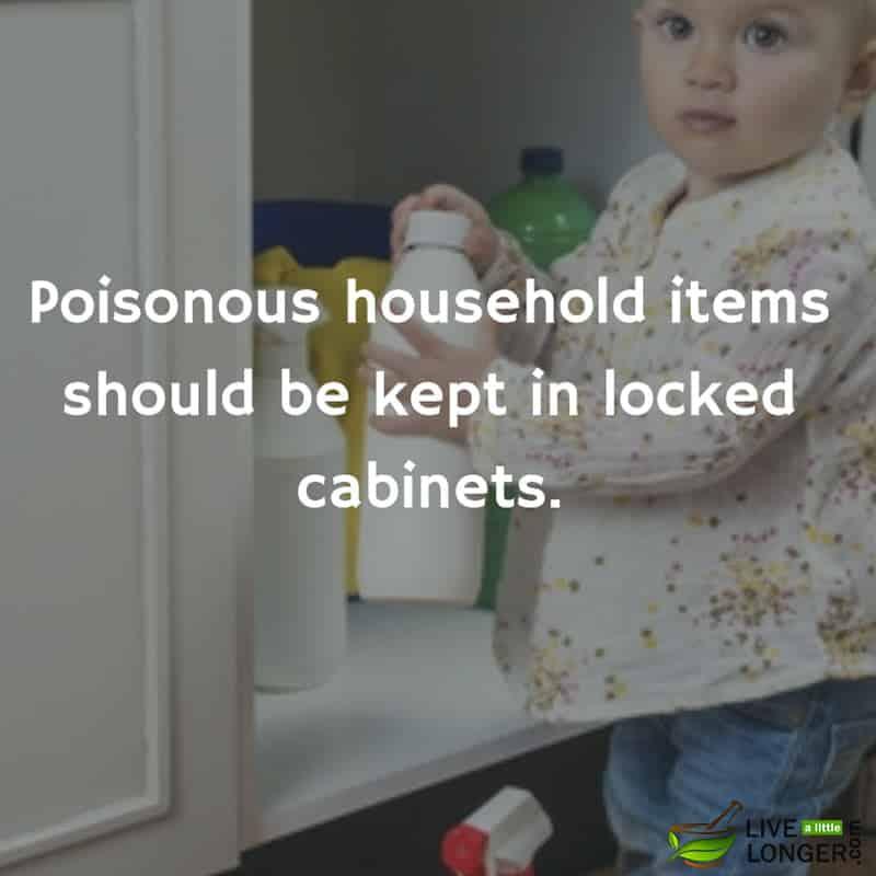 Poison safety