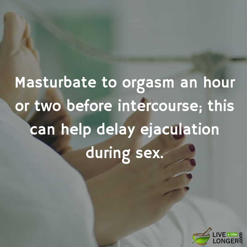 Tip-3 to stop premature ejaculation