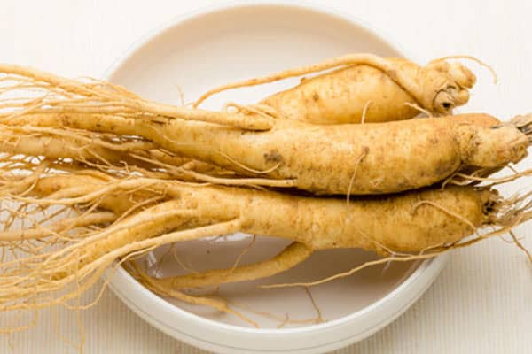 Ginseng for sperm count