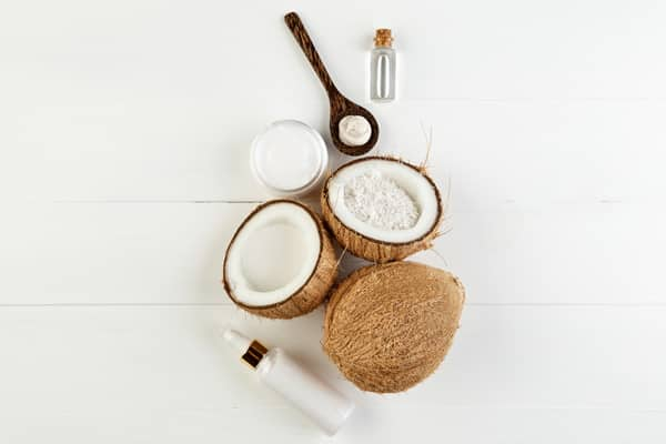 Coconut mask