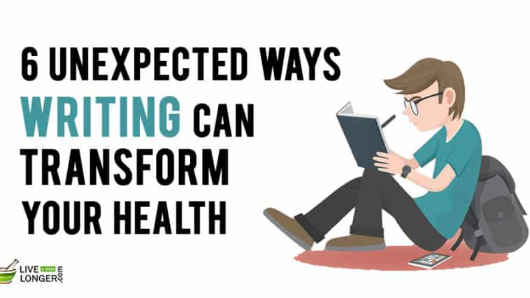 Writing Can Transform Your Health