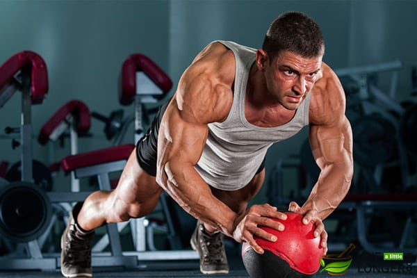 how to get big muscles at home without equipment
