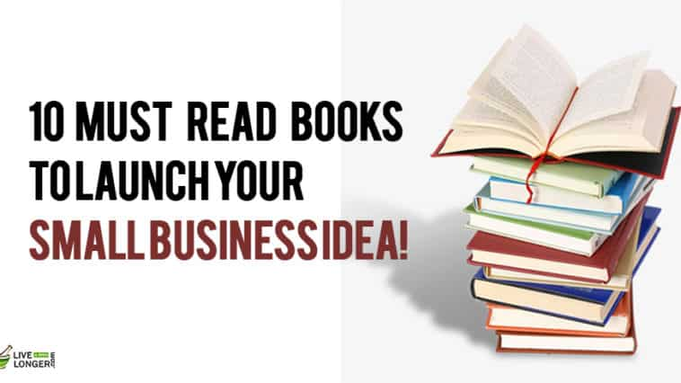 Books to Launch Your Small Business Idea