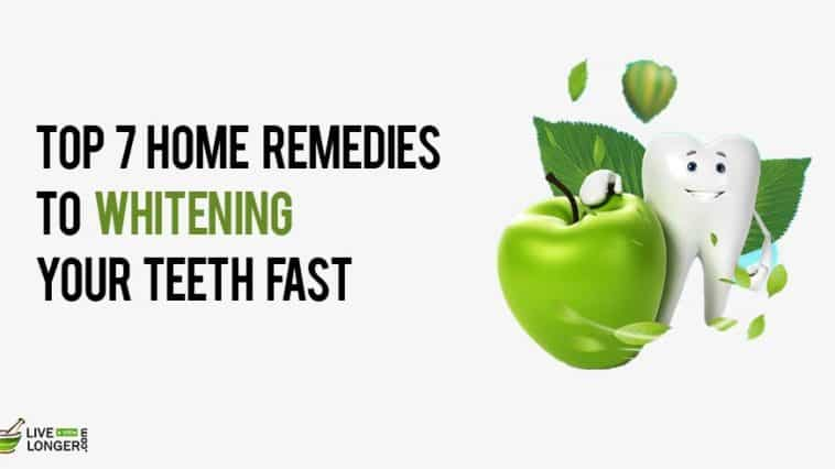 whitening your teeth fast