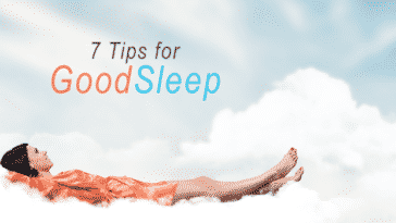 7 Important Habits To Create The Right Sleep Environment for You!