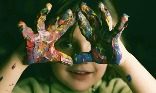 6 Health Benefits of Being Creative!