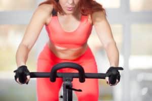 recumbent bike exercise
