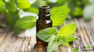 peppermint oil for abscess tooth with swollen face