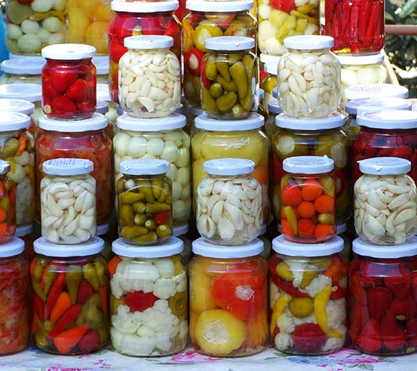 pickled garlic health benefits