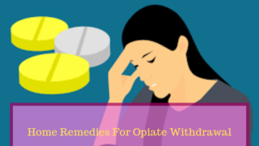 opiate withdrawal home remedies