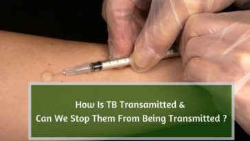 how is tuberculosis transmitted