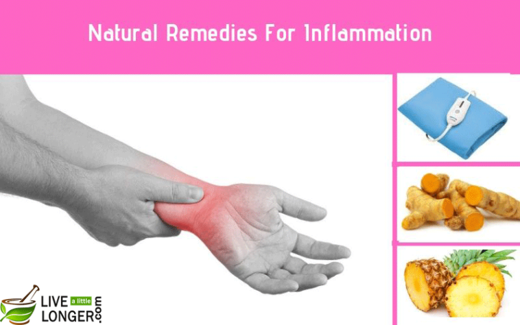 natural remedies for inflammation and pain